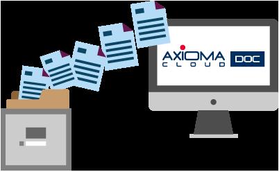 AxiomaDOC archiviazione documenti